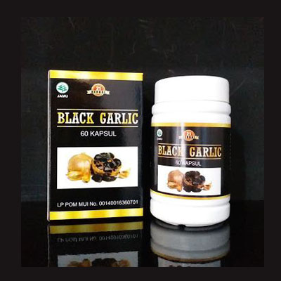 black garlic makassar