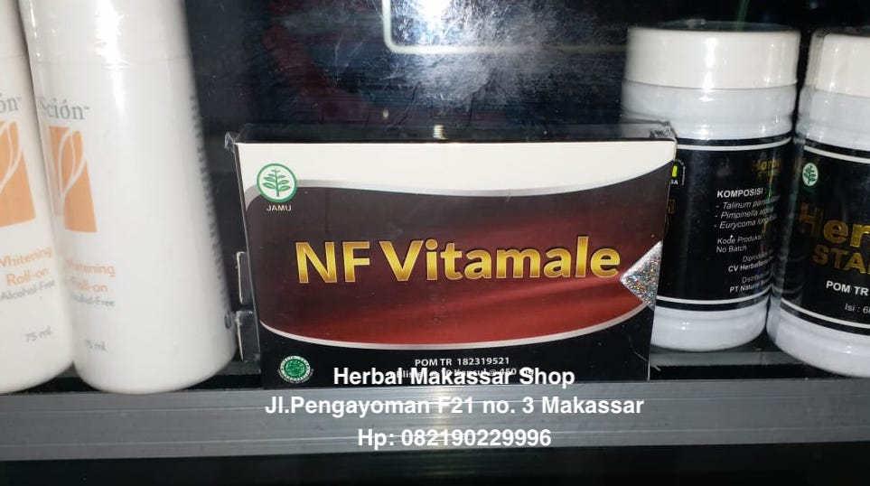 Jual Vitamale Di Makassar